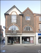 2,307 SF High Street Shop for Rent  |  126 High Street, Winchester, SO23 9AX