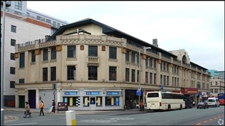 659 SF High Street Shop for Rent  |  The Dancehouse Theatre, Manchester, M1 5GA