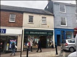 1,157 SF High Street Shop for Rent  |  40 Fore Street, Kingsbridge, TQ7 1NY