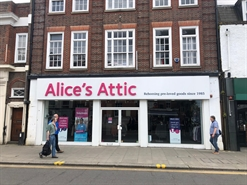 1,950 SF High Street Shop for Rent  |  40 Church Street, Enfield, EN2 6AZ