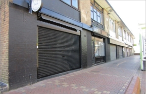 1,377 SF High Street Shop for Rent  |  Unit 4, Harlow, CM20 1BB