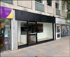 832 SF High Street Shop for Rent  |  102 The Parade, Watford, WD17 1AW