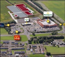 11,000 SF High Street Shop for Rent  |  Unit 2, Loaning Meadows Retail Park, Berwick Upon Tweed, TD15 1UQ