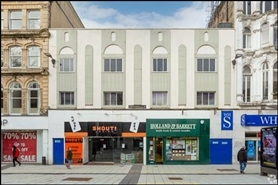 3,804 SF High Street Shop for Rent  |  79 Queen Street, Cardiff, CF10 2BE