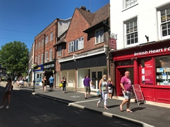 2,298 SF High Street Shop for Rent  |  40 - 42 Fore Street, Tiverton, EX16 6LD