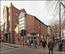 1,072 SF High Street Shop for Rent  |  21 Coppergate, York, YO1 9NW
