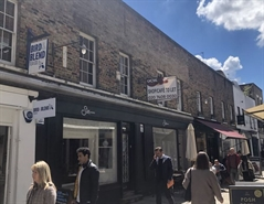 710 SF High Street Shop for Rent  |  22 - 24 Camden Passage, London, N1 8ED