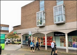 2,072 SF Shopping Centre Unit for Rent  |  Crown Glass Shopping Centre, Nailsea, BS48 1RP