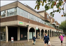 1,800 SF Shopping Centre Unit for Rent  |  Crown Glass Shopping Centre, Nailsea, BS48 1RQ