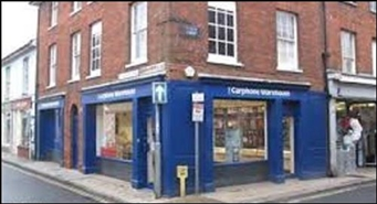 775 SF High Street Shop for Rent  |  1 Norwich Street, Dereham, NR19 1BX