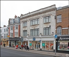 1,757 SF High Street Shop for Rent  |  48 George Street, Richmond, TW9 1HJ