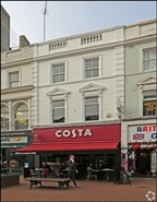 1,401 SF High Street Shop for Rent  |  67 Old Christchurch Road, Bournemouth, BH1 1EW
