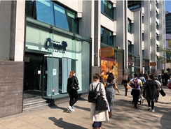 570 SF High Street Shop for Rent  |  111b Piccadilly, Manchester, M1 2HY