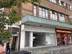1,764 SF High Street Shop for Rent  |  72 George Street, Luton, LU1 2BD