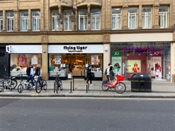 3,349 SF High Street Shop for Rent  |  105-109 Oxford Street, London, W1D 2HQ