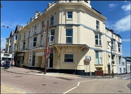 2,829 SF High Street Shop for Rent  |  Marine Place, Seaton, EX12 2QJ
