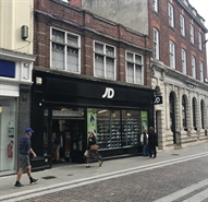 946 SF High Street Shop for Rent  |  14 High Street, Hereford, HR4 9AA