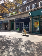 1,049 SF High Street Shop for Rent  |  195 HAVERSTOCK HILL, LONDON, NW3 4QG