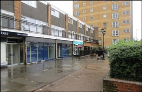 1,666 SF High Street Shop for Rent  |  The Precinct, Broxbourne, EN10 7HY