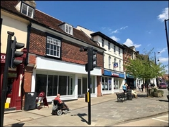 High Street Shop for Rent  |  2 - 3 Market Hill, Sudbury, CO10 2EA