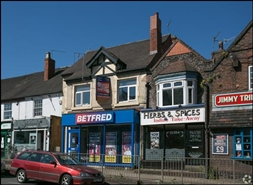 983 SF High Street Shop for Rent  |  86 Hagley Road, Stourbridge, DY8 1QU
