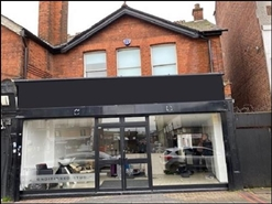 1,536 SF High Street Shop for Rent  |  40 Shenley Road, Borehamwood, WD6 1DR