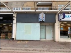 400 SF High Street Shop for Rent  |  21 Corbets Tey Road, Upminster, RM14 2AP