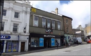 2,158 SF High Street Shop for Rent  |  25 - 26 Market Place, Penzance, TR18 2JD