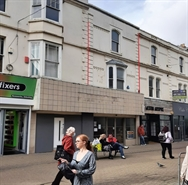 756 SF High Street Shop for Rent  |  71 High Street, Weston-super-Mare, BS23 1HE