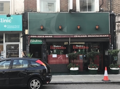 835 SF High Street Shop for Rent  |  166 Earls Court Road -A3 USE, London, SW5 9QQ