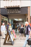 281 SF Shopping Centre Unit for Rent  |  Tudor Arcade Shopping Centre, Dorchester, DT1 1BN