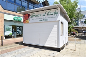 132 SF Shopping Centre Unit for Rent  |  Kiosk 2, New Post Office Square, Corby, NN17 1PB