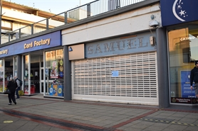 1,621 SF Shopping Centre Unit for Rent  |  47 Corporation Street, Corby, NN17 1NQ
