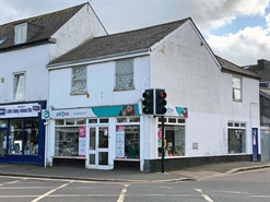 630 SF High Street Shop for Rent  |  32 Cowick Street, Exeter, EX4 1AL