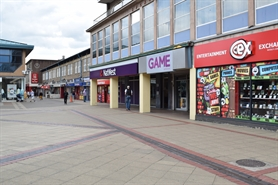 1,393 SF Shopping Centre Unit for Rent  |  27 Corporation Street, Corby, NN17 1NQ