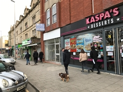 980 SF High Street Shop for Rent  |  76A Regent Street, Weston-super-Mare, BS23 1SR