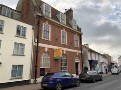 1,361 SF Shopping Centre Unit for Sale  |  40 High Street, Sidmouth, EX10 8EB