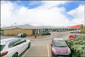 914 SF Out of Town Shop for Rent  |  Unit 2, Oakley Vale District Centre, Corby, NN18 8JF