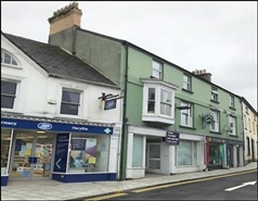 608 SF High Street Shop for Rent  |  1 High Street, Fishguard, SA65 9AN