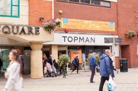 1,695 SF Shopping Centre Unit for Rent  |  3 Town Square, Oldham, OL1 1XE