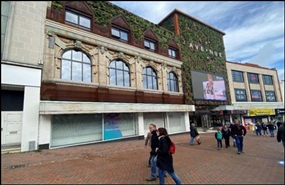 2,754 SF Shopping Centre Unit for Rent  |  Avenue Centre, Bournemouth, BH2 5RP