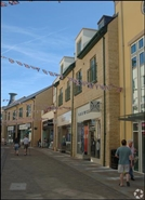 1,515 SF Shopping Centre Unit for Rent  |  Unit 6, Marriotts Walk, Witney, OX28 6GW