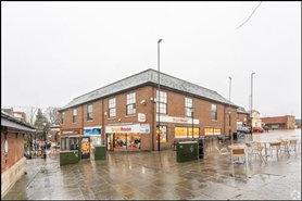 3,964 SF High Street Shop for Rent  |  3 Market Street, Wellingborough, NN8 1AN
