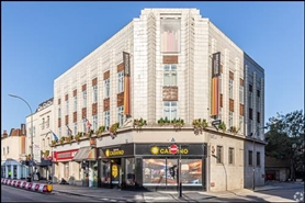 1,627 SF High Street Shop for Rent  |  92/94 King Street, Hammersmith, London, W6 0QW
