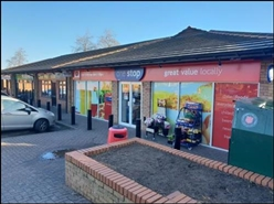 1,100 SF High Street Shop for Rent  |  Unit 1a, Worcester, WR5 3TA