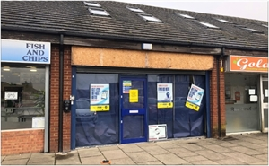 787 SF High Street Shop for Rent  |  Unit 4, Olympic Way, Wellingborough, NN8 3QE
