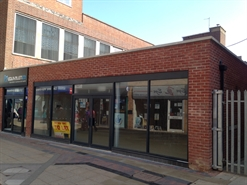 732 SF High Street Shop for Rent  |  1b Spencer Court, Corby, NN17 1NU