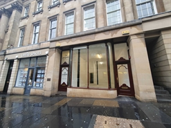 516 SF High Street Shop for Rent  |  25 Grey Street, Newcastle upon Tyne, NE1 6EE
