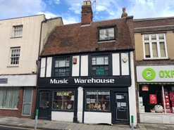 High Street Shop for Sale  |  35-36 St. Johns Street, Colchester, CO2 7AD