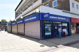 1,212 SF High Street Shop for Rent  |  35 Corporation Street, Corby, NN17 1NQ